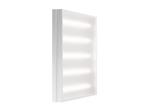 Светодиодный офисный светильник Geniled Автономный Грильято 50Вт 5000K Матовое закаленное стекло БАП1.4