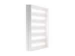 Светодиодный офисный светильник Geniled Автономный Грильято 60Вт 5000K Матовое закаленное стекло БАП1.4