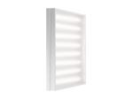 Светодиодный офисный светильник Geniled Автономный Грильято 80Вт 5000K Матовое закаленное стекло БАП1.3