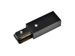 UBX-Q121 K01 BLACK 1 POLYBAG Ввод питания для шинопровода. Однофазный. Черный.