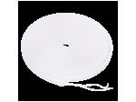 Светодиодный неон холодный белый 6х12мм силикон