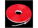 Светодиодный неон красный 6х12мм силикон