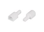 Силиконовая заглушка для ленты RTW-5000PWT с отверстием под кабель (ARL, -)