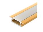 Профиль MIC-F-2000 ANOD Gold Light (ARL, Алюминий)