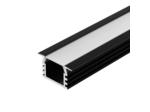 Профиль PDS-F-2000 ANOD Black (ARL, Алюминий)