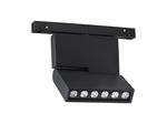 358467 SHINO NT20 028 черн Трековый светильник для низков. шинопровода IP20 LED 4000К 12W 48V FLU