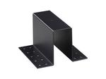 135101 SHINO NT20 026 черный Крепление для встраиваемого монтажа IP20 FLUM