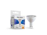 Лампа светодиодная Voltega GU10 7W 2800К линза