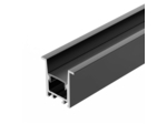 Профиль SL-COMFORT-2322-F-2000 ANOD BLACK (ARL, Алюминий)