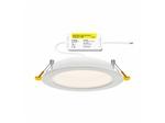 Встраиваемый потолочный светодиодный светильник Geniled Сейлинг 10Вт 2700K IP54