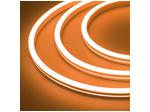 Гибкий неон 12 В, силикон 8х16мм 12 В, 9,6вт 120SMD рез 2,5см 5м Оранжевый