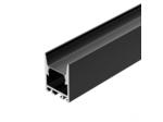 Профиль PDS-ZM-COMFY-2000 ANOD BLACK (ARL, Алюминий)