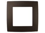 Рамка на 1 пост, бронза, 12-5001-13