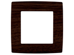 Рамка на 1 пост, венге, 12-5001-10