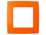 Рамка на 1 пост, оранжевый, 12-5001-22