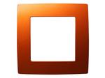 Рамка на 1 пост, охра, 12-5001-24