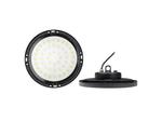 ULY-U34C-100W-6500K IP65 BLACK Светильник светодиодный промышленный. Дневной свет 6500K. Угол 120 градусов