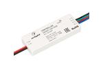 Контроллер SMART-UNI-RGB (12-24V, 3x2A, 2.4G) (Arlight, IP20 Пластик, 5 лет)