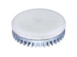 Лампа светодиодная PLED-GX53 12Вт таблетка матовая 5000К холодная белая GX53 1040лм 230В