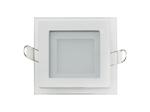 Встраиваемый потолочный светильник HL684LG 6W 4200К Белый