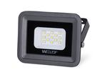 Светодиодный прожектор WFL-10W/06 10Вт 5700К IP65 900лм серый 115x112/85x27