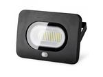 Светодиодный прожектор WOLTA WFL-50W/05s 50Вт 5700K IP65 4000лм с Датчиком 146x65x205