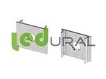 Вставка монтажная ALU15 (ARL, Металл)