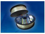 ULS-5050-60LED/m-16mm-IP67-220V-14,4W/m-50M-RGB Светодиодная гибкая герметичная лента UNIEL. В силиконовой трубке. Упаковка - бобина 50 м. IP67. Угол излучения 120....