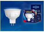 LED-JCDR 6W/NW/GU5.3/FR PLP01WH Лампа светодиодная. Форма «JCDR», матовая. Серия ЯРКАЯ. Белый свет (4000K).