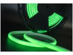 Светодиодная термолента SMD 2835, 180 LED/м, 12 Вт/м, 24В, IP68, Цвет: Зеленый