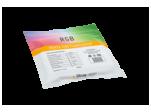 Светодиодная разноцветная RGB лента стандарт SMD 5050, 60 LED/м, 14,4 Вт/м, 12В, IP20, Цвет: RGB