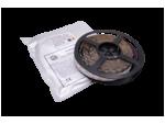 Светодиодная разноцветная RGB лента стандарт SMD 5050, 120 LED/м, 28,8 Вт/м, 24В, IP20, Цвет: RGB +Теплый белый