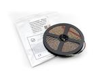 Светодиодная самоклеющаяся лента SMD 3528, 120 LED/м, 9,6 Вт/м, 12В, IP20, Цвет: Холодный белый