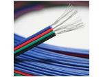 Кабель для светодиодной ленты RGB LU-4Pin RGB, сечение провода 0,5