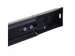 Однофазный трек 2TRA (на 2 провода) шина, TR-02B, 2м, черный
