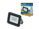 ULF-Q511 10W/BLUE IP65 220-240В BLACK Прожектор светодиодный. Синий свет. Корпус черный.