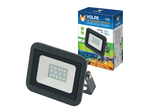 ULF-Q511 10W/GREEN IP65 220-240В BLACK Прожектор светодиодный. Зеленый свет. Корпус черный