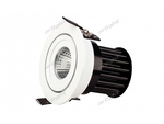 Светодиодный светильник LTD-95WH 9W Warm White 45deg (ARL, IP40 Металл, 3 года)