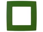 Рамка на 1 пост, зелёный, 12-5001-27