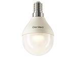 Светодиодная лампа Geniled Е14 G45 7W 2700K. Теплый белый