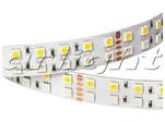 Светодиодная лента RT 2-5000 24V RGB-Day 2x2 (5060, 720 LED, LUX) (ARL, 32 Вт/м, IP20)