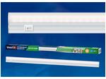 ULI-P10-10W/SPFR IP40 WHITE Светильник для растений светодиодный линейный, 550мм, выкл. на корпусе. Спектр для фотосинтеза.