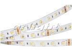 Светодиодная лента RT 2-5000 24V RGBW-One Day 2x (5060, 300 LED, LUX) (ARL, 19.2 Вт/м, IP20)