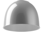 Алюминиевый диффузор промышленный 45 градусов 420х260мм (для купольных светильников)