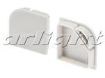 Заглушка ARH-KANT-30S глухая (ARL, Пластик)