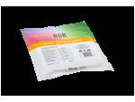 Светодиодная разноцветная RGB лента стандарт SMD 5050, 60 LED/м, 14,4 Вт/м, 24В, IP20, Цвет: RGB