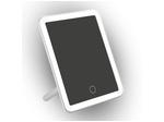 TLD-591 White/LED/80Lm/6000K/Dimmer Настольный светильник — зеркало, 4W. Встроенный аккумулятор 3.7V/600mAh. Сенсорный выключатель. Диммер. Белый.