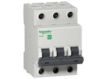 Автоматический выключатель EASY 9 3P 25А С 4.5 кА