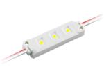 Светодиодный модуль SIMPLE 3 mini (9000-12000K) 3*SMD2835 DC12V IP 65 140 (Р)