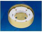 GX53/FT ANTIQUE GOLD 10 PROM Светильник накладной. В составе набора из 10шт. Корпус античное золото.